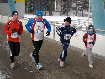 Foto zur Meldung: 8. Rostocker Spendenlauf mit Teilnehmerrekord