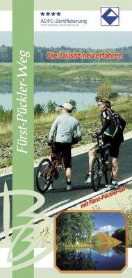 Deutschlands erster Vier-Sterne-Radweg startet mit frischem Faltblatt und fürstlicher Eisspezialität in die neue Radsaison