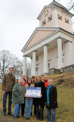 Foto zur Meldung: Schon 58 000 Euro für die neuen Glocken