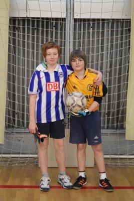 Foto zur Meldung: Fußballturnier