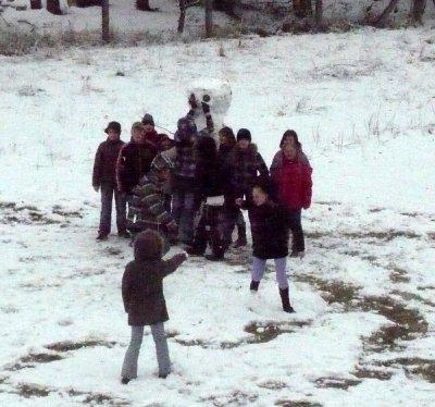Foto zur Meldung: Cooler Typ auf dem Schulhof