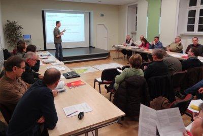 Foto zu Meldung: Vorentwurf Flächennutzungsplan beraten
