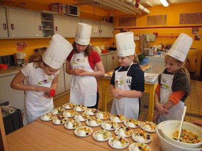 Foto zur Meldung: Die Kochprofis der Zukunft kommen aus Groß Köris
