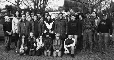 Foto zur Meldung: 3. Flursäuberungsaktion in Kaltensondheim am 25. Februar