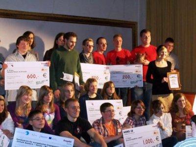 Foto zu Meldung: Erfolg beim Jugendkongress