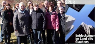Foto zur Meldung: Gemeindekirchenrat auf Entdeckungsreise