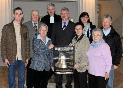 Foto zur Meldung: Benefizkonzert für neue Glocken