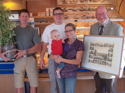 Foto zur Meldung: Bäckerei-Konditorei-Fachgeschäft Prell - Neue Filiale
