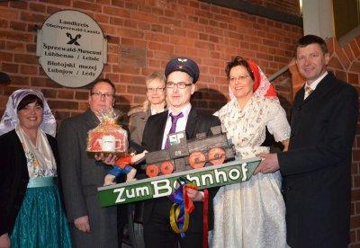 Museumskaufhaus trifft Spreewaldbahn: Neueröffnung des umgebauten Spreewaldmuseums