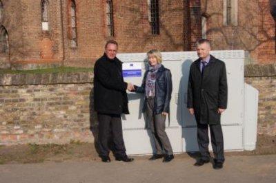 Foto zu Meldung: DSL-Ausbau in Ketzin/Havel beginnt