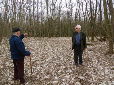 Vorschaubild zur Meldung: Von Alvensleben am Begräbnisberg