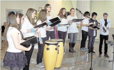 Foto zur Meldung: Benefizkonzert für neue Kirchenglocken
