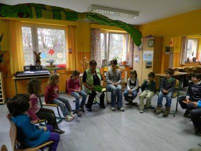 Foto zur Meldung: Osterprojekt in Groß Köris
