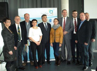 Vermarktung des Lausitzer Seenlandes ab sofort aus einer Hand: Tourismusverband Lausitzer Seenland e.V. gegründet
