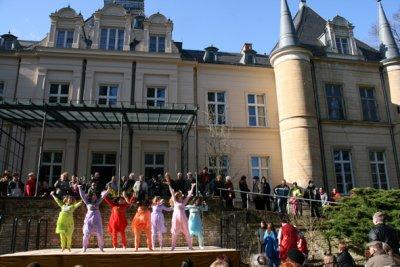 Foto zur Meldung: Frühjahrsempfang der Gemeinde Wandlitz auf Schloss Lanke