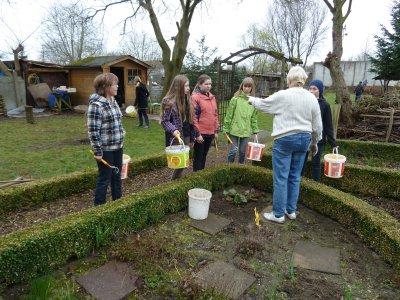 Foto zur Meldung: Projekttage Ostern