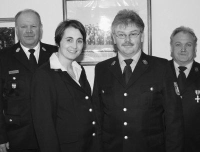 Foto zur Meldung: Jahreshauptversammlung Freiwillige Feuerwehr in Kaltensondheim am 2. März 2012