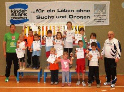 Foto zur Meldung: Sportfest für Kinder in Laage