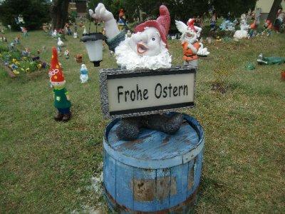 Foto zur Meldung: Saisoneröffnung im Zwergengarten