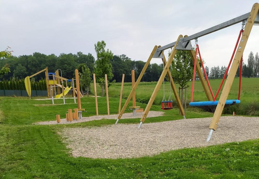 Spielplatz Oppertshofen