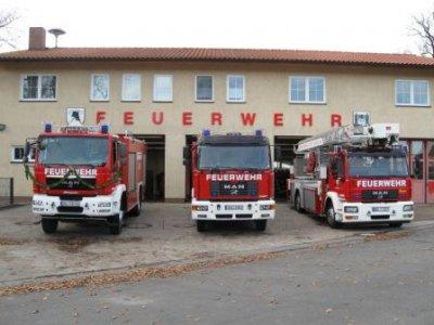 Foto zur Meldung: Neue Internetseite der Feuerwehr Calau geht ins Netz