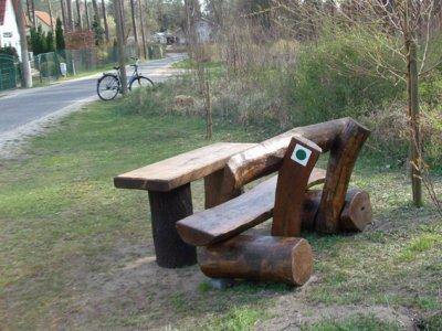 Foto zu Meldung: Neuer Ruheplatz in Rehfelde-Herrensee