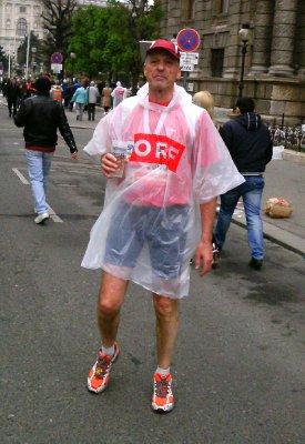 Foto zur Meldung: 50. Marathon in Wien gefinischt