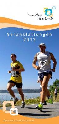 Neuer Veranstaltungskalender Lausitzer Seenland erschienen: 150 Veranstaltungsideen von Sport bis Kultur