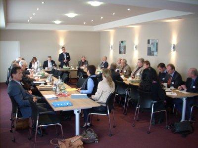 Foto zu Meldung: Staatssekretär Rainer Bretschneider in der Prignitz