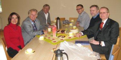 Bild der Meldung: Kreistagsabgeordnete der Gemeinde besuchten Hortneubau in Hönow