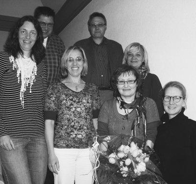 Foto zur Meldung: Musikverein Biebelried Jahreshauptversammlung 2012