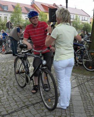 Bild der Meldung: Viele Wege führen nach Altlandsberg zum Sattelfest...