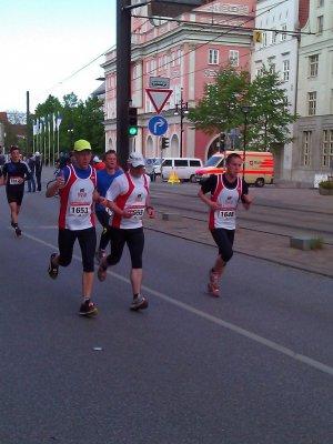 Foto zur Meldung: 20.Rostocker E.on edis City-Lauf setzte neue Maßstäbe
