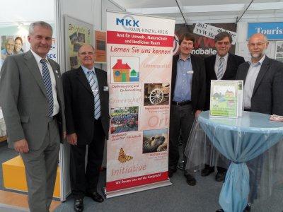 Vorschaubild zur Meldung: Beratung zur Dorferneuerung auf der Messe Wächtersbach