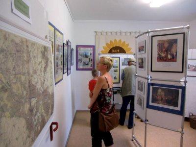 Foto zu Meldung: Ausstellung 300 Jahre Friedrich II. in der Rehfelder Heimatstube eröffnet