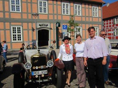 Foto zur Meldung: Internationaler Museumstag rund ums Automobil
