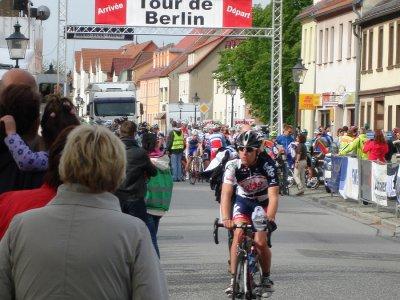 """Foto zu Meldung: Stadt Baruth/Mark bewährte sich als hervorragender Gastgeber der """"60. Tour de Berlin 2012""""!"""
