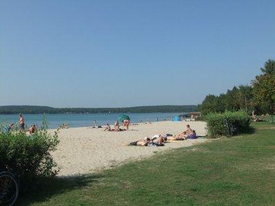 Badestellen im Landkreis OSL werden regelmäßig untersucht