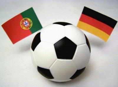 Foto zur Meldung: Fußball live im Oberneiser EM Studio