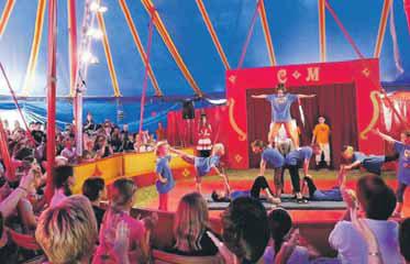 """Foto zu Meldung: Mitmach - Zirkusprojekt """"Flip Flop"""" – ein unvergessliches Erlebnis"""