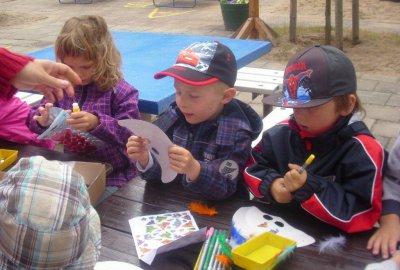Foto zu Meldung: Kinder-Party in der Kita Fuchsbau