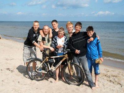 Bild der Meldung: Sommerfahrten der Jugendwerkstatt Hönow e.V.