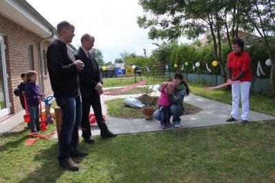 Bild der Meldung: Kitageburtstag in Birkenstein gefeiert