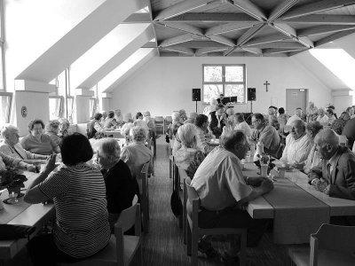 Foto zur Meldung: Seniorennachmittag der Gemeinde
