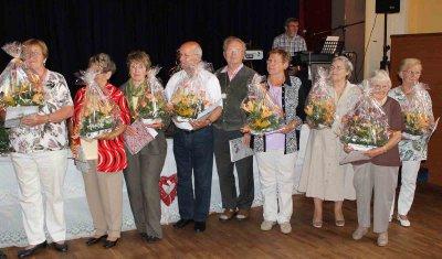 Foto zur Meldung: 19. Brandenburger Seniorenwoche - 15 Jahre Seniorenbeirat der Gemeinde Steinhöfel