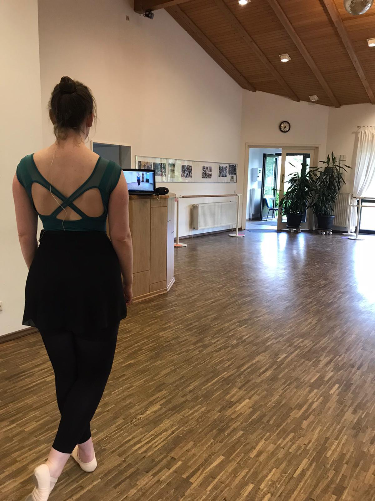 Ballett per Zoom