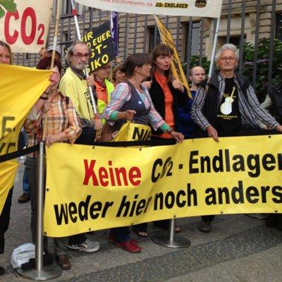 Foto zu Meldung: Gegen CO2-Verpressung