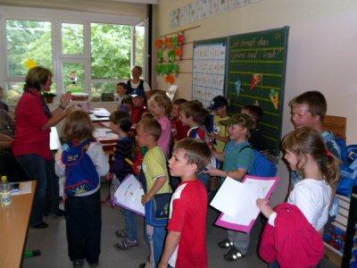 Foto zur Meldung: Vorschule beendet