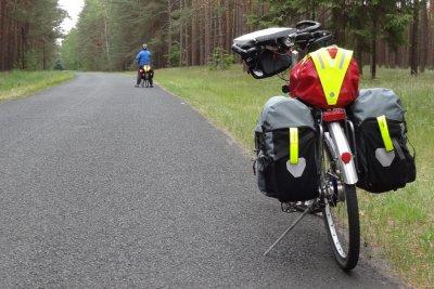 Foto zu Meldung: 750 Kilometer auf dem R 1 durch Polen