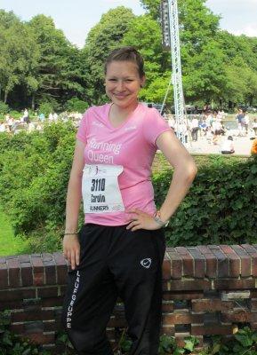 Foto zur Meldung: Women's Run- Hamburg 2012- mit Beteiligung des SC Laage